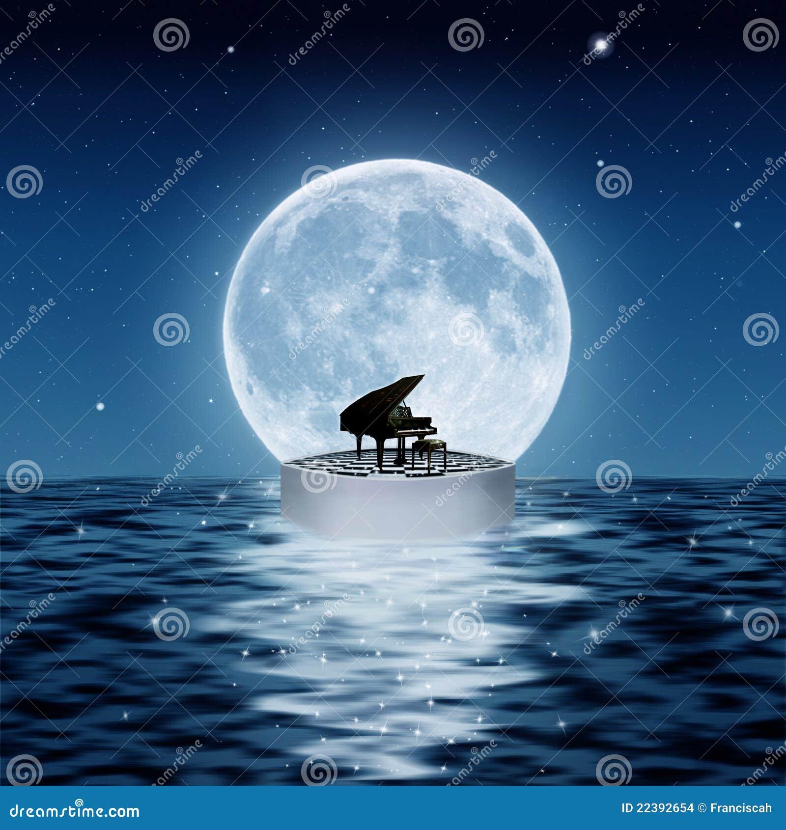 Foto pianoforte sul mare 35