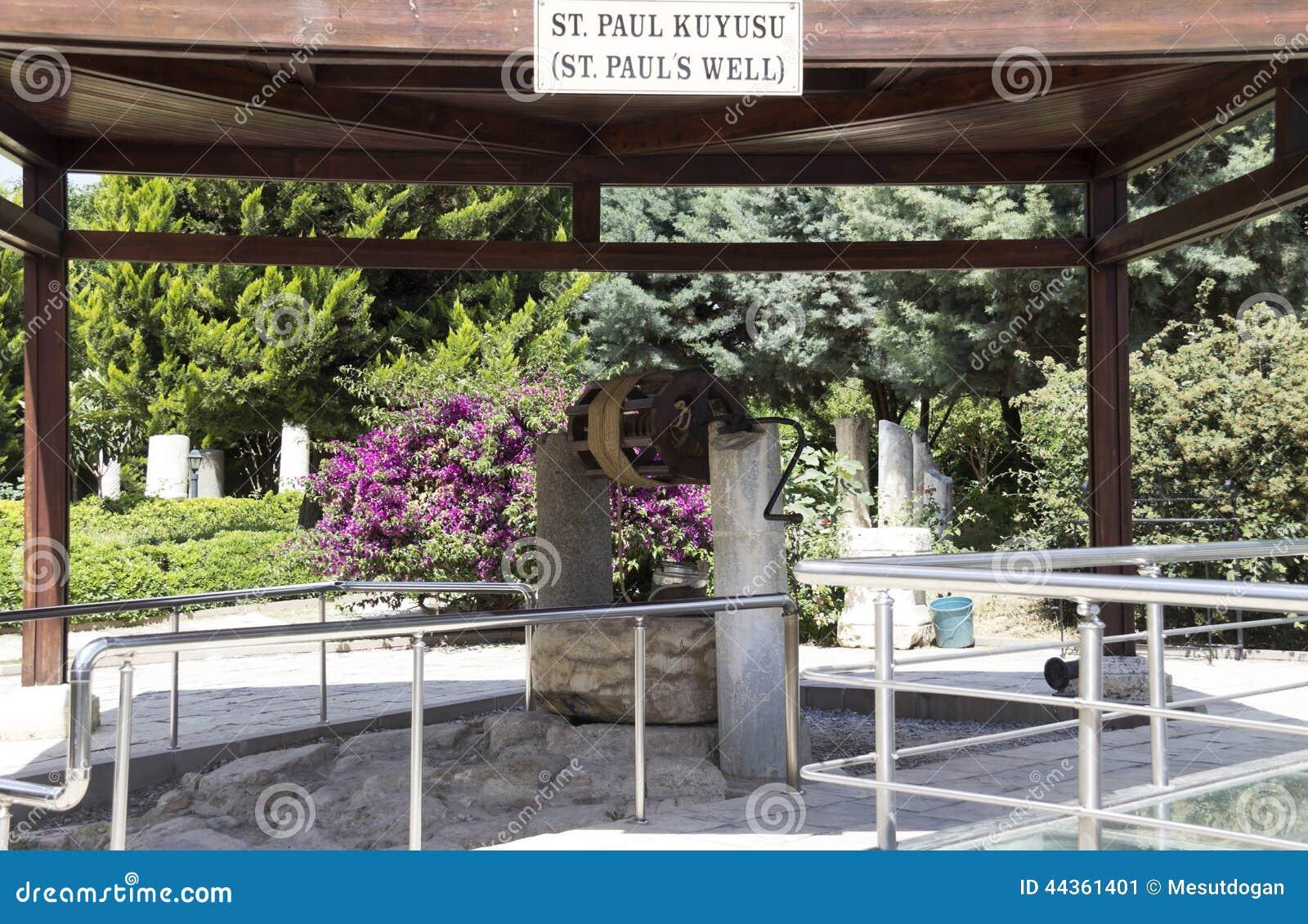 Il pozzo di St Paul