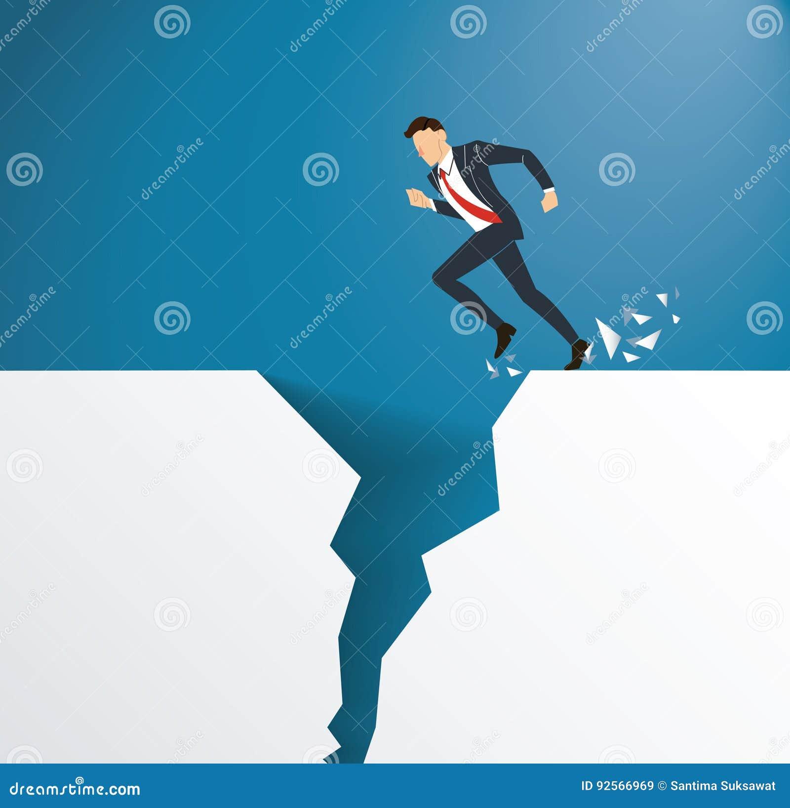 Il problema di business sormonta il concetto di rischio di crisi di ostacolo