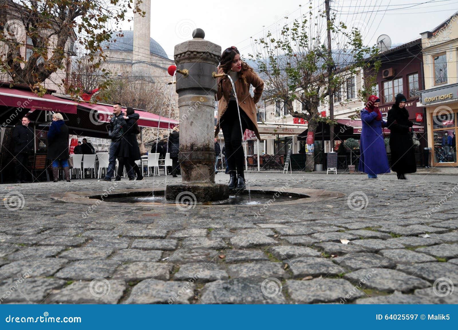 Il quadrato Prizren di Shadrvan