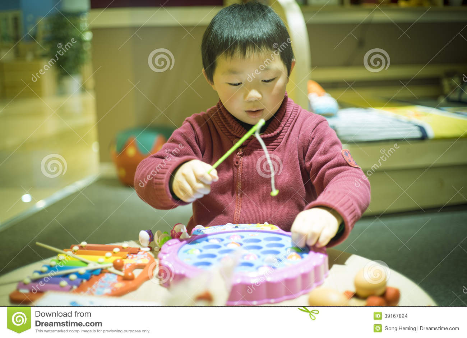 Il ragazzo cinese