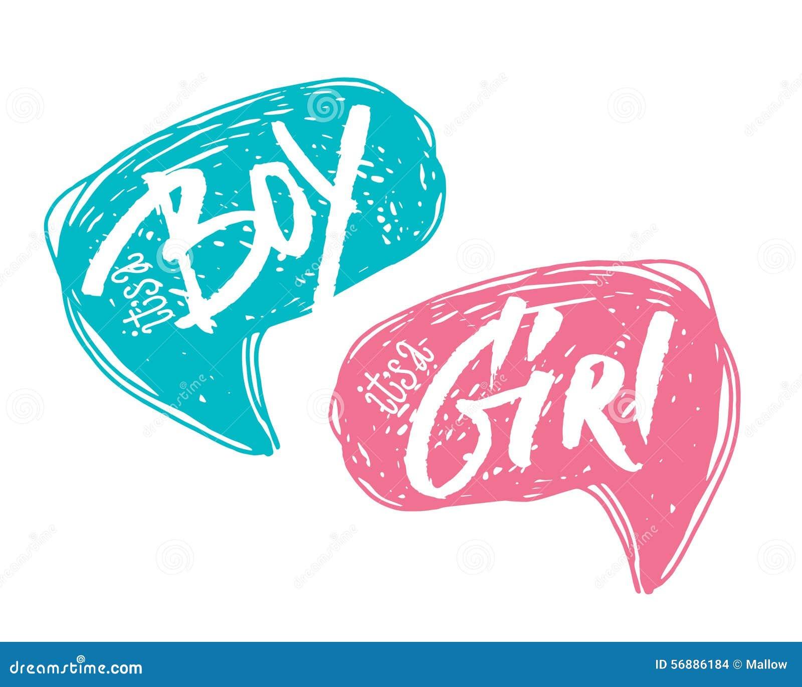 Il ragazzo o la ragazza bolle per la carta della doccia di bambino