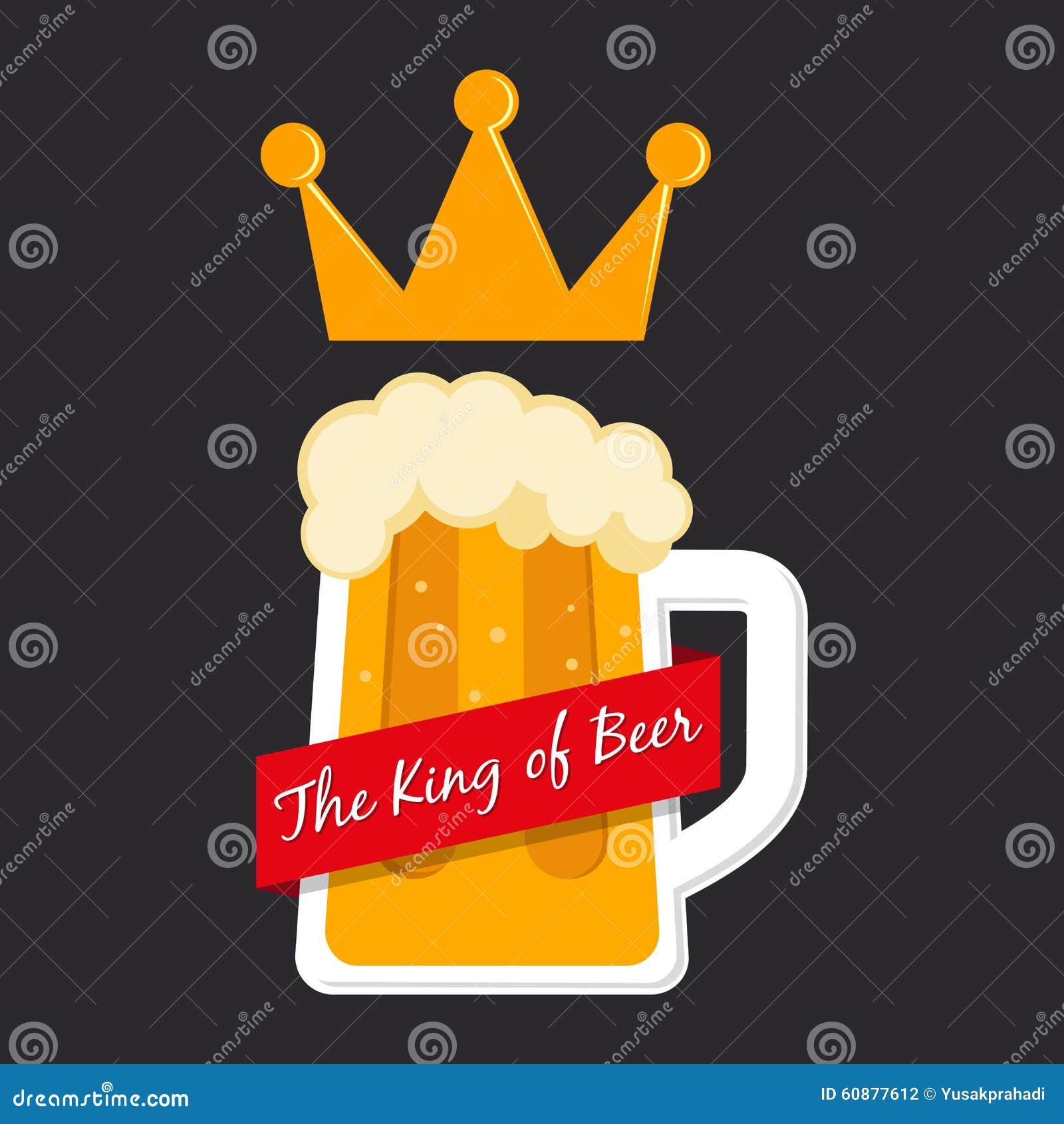 Il re del simbolo della birra