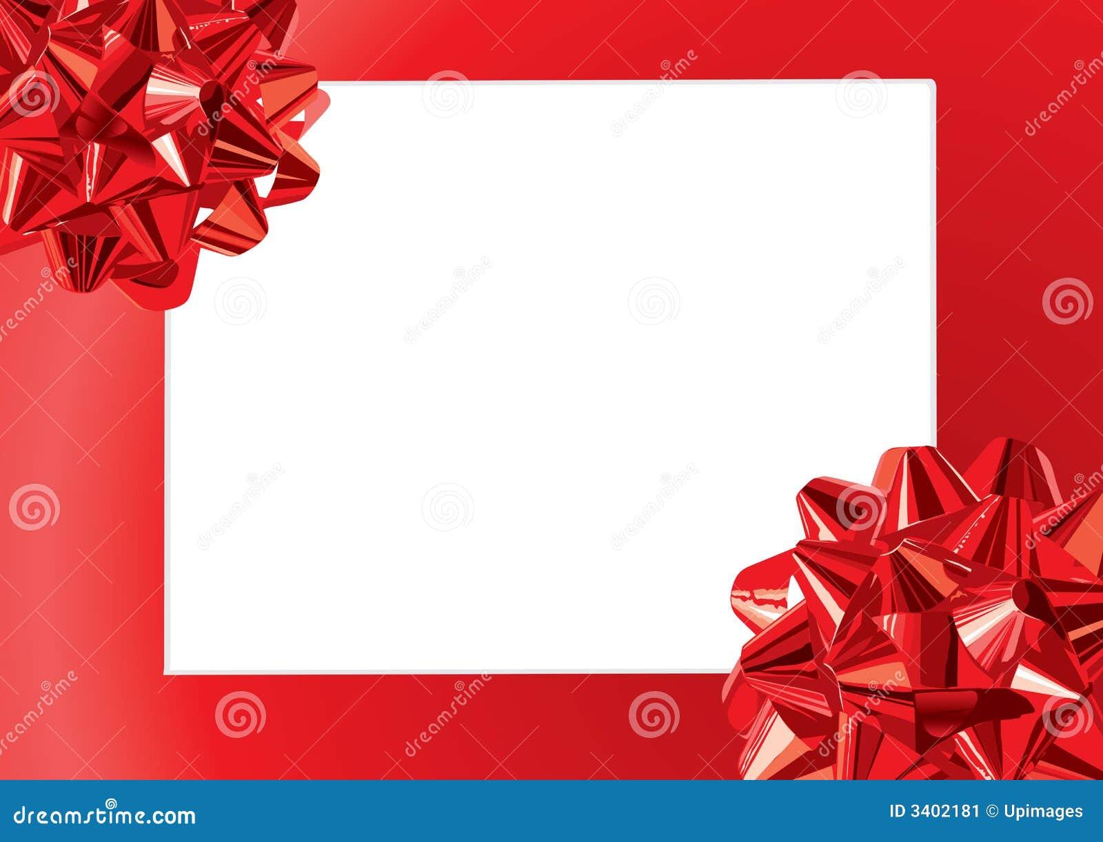 Il regalo piega la pagina (illustrazione)