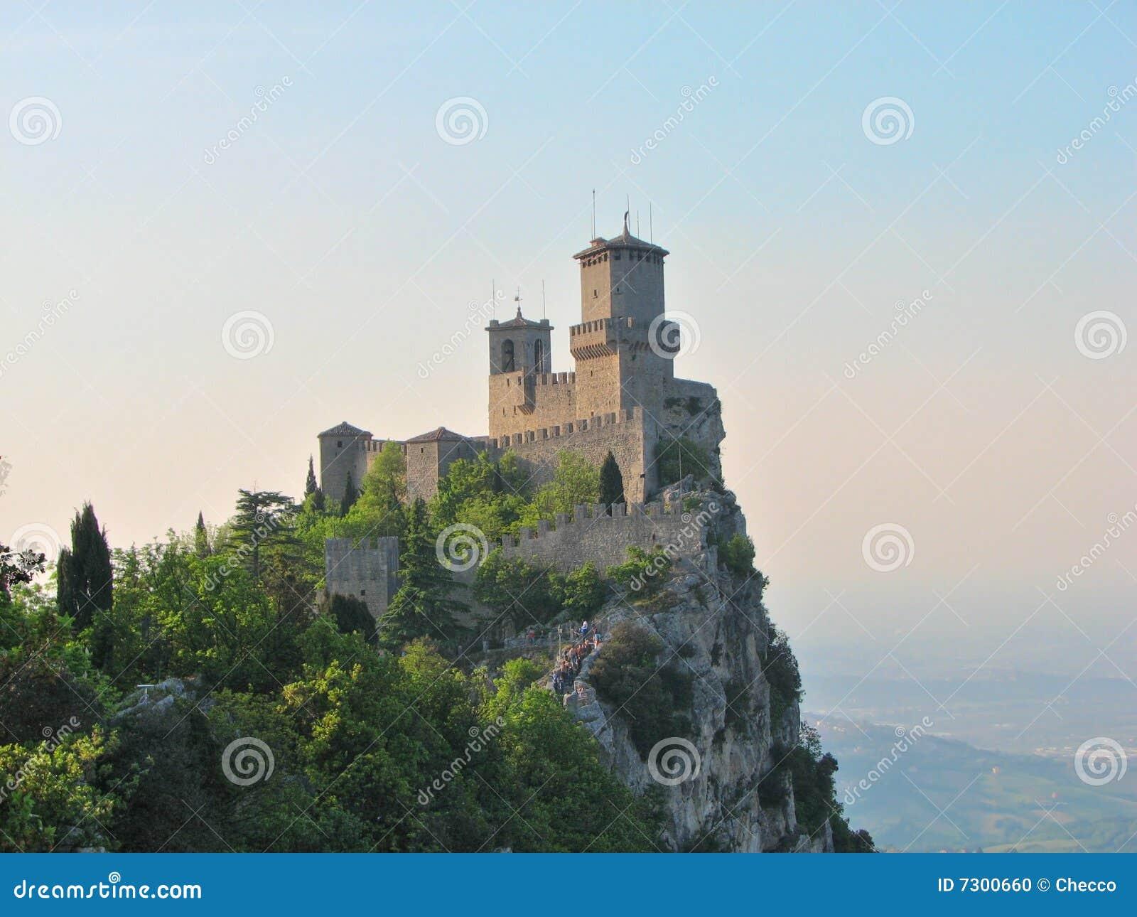Il San Marino - castello di Guaita