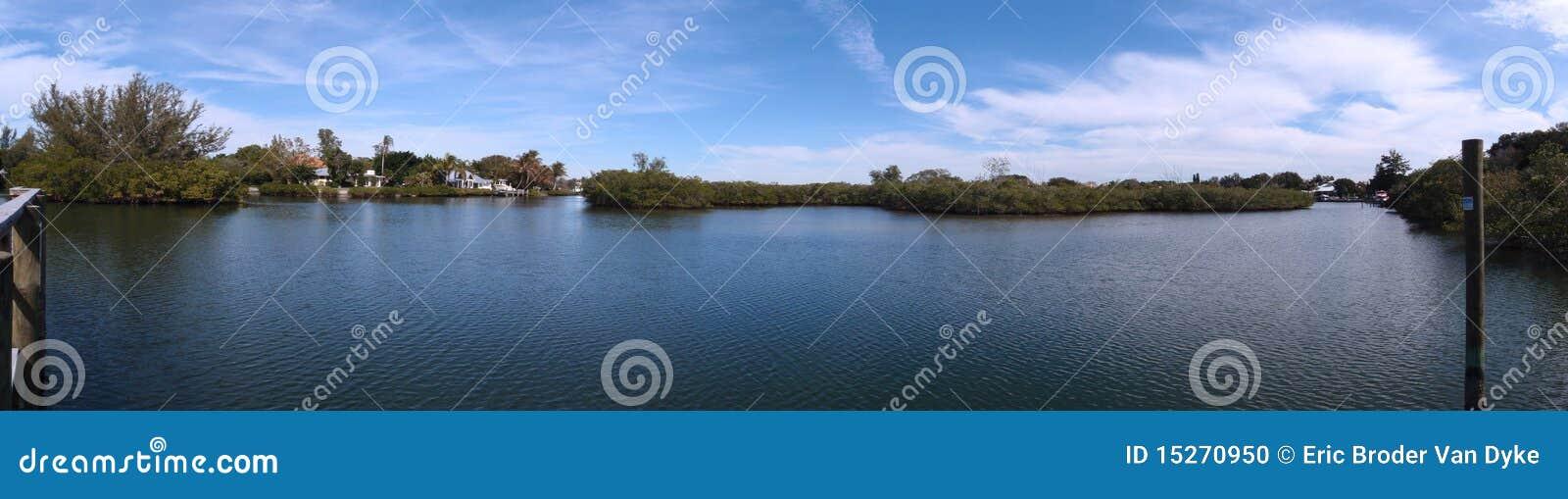 Il Siesta imposta la zona del canale paroramic