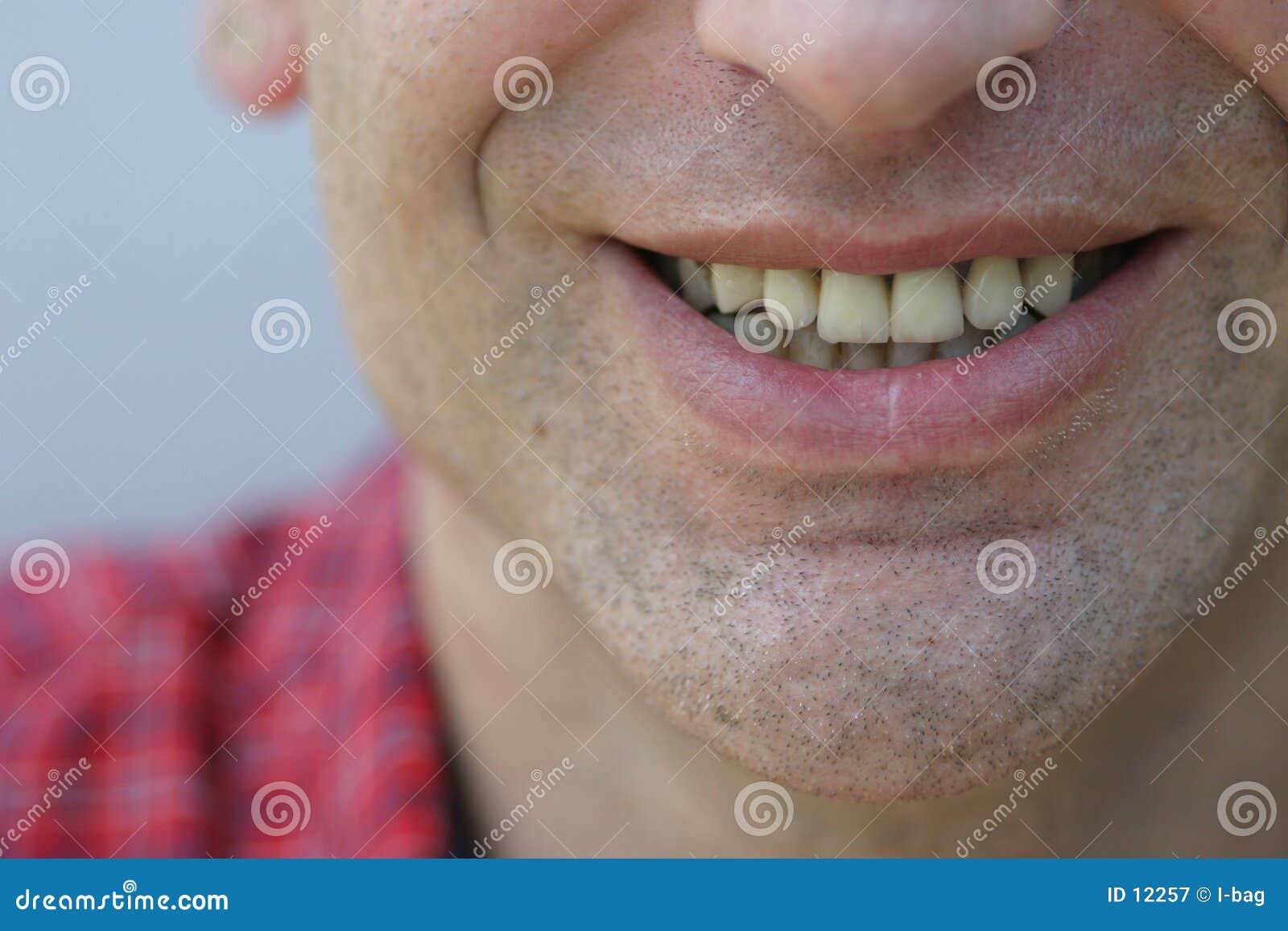 Il sourit