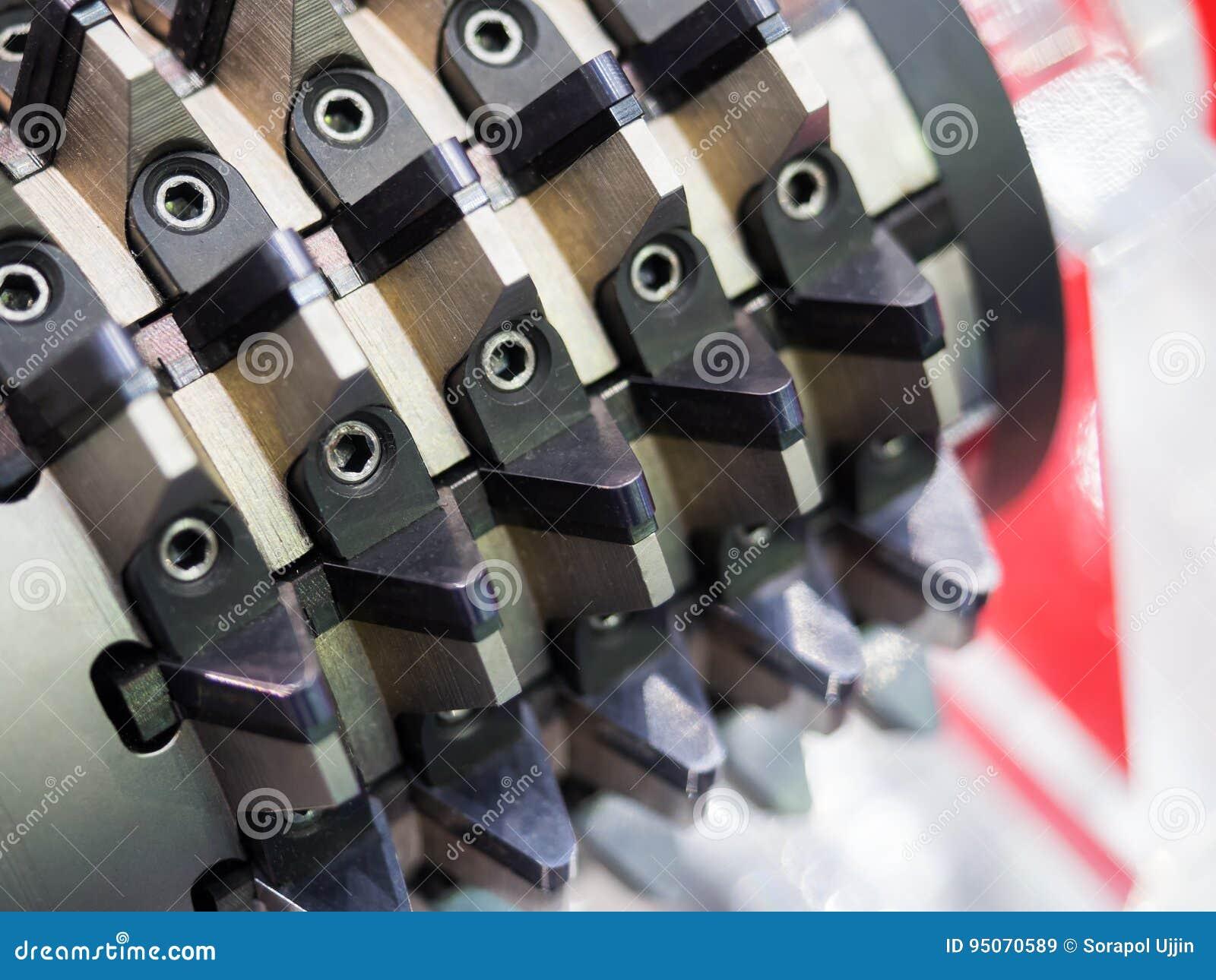 Il supporto fresante innesta il taglio per il Cu automobilistico dell ingranaggio di alta precisione