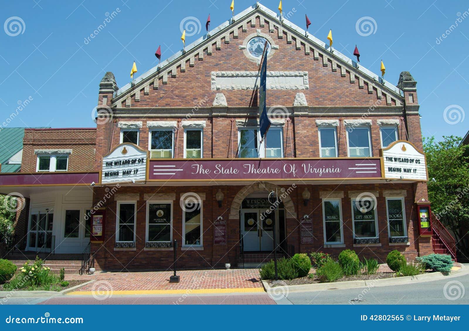 Il teatro di baratto - Abingdon, la Virginia