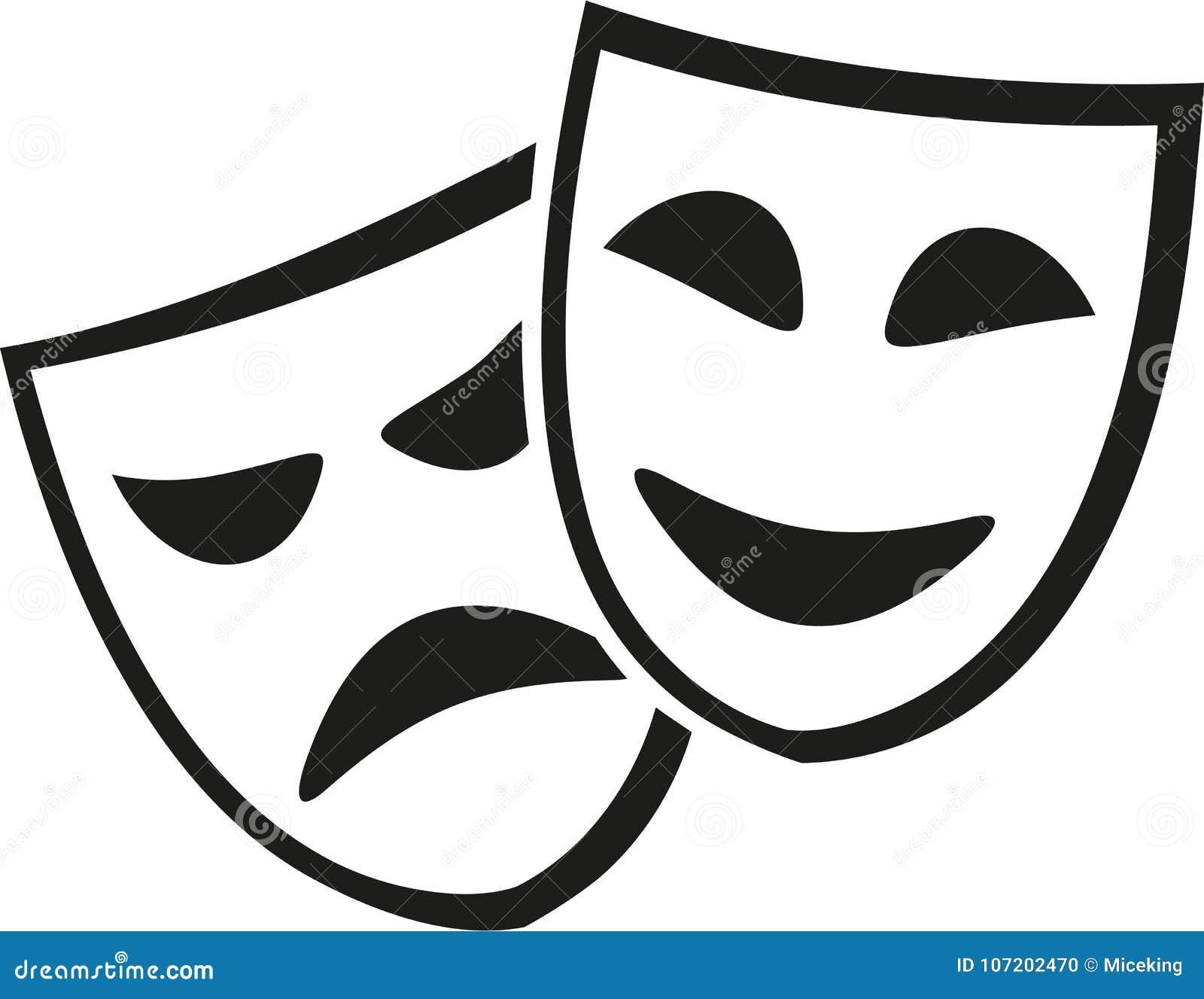 Il teatro maschera l icona