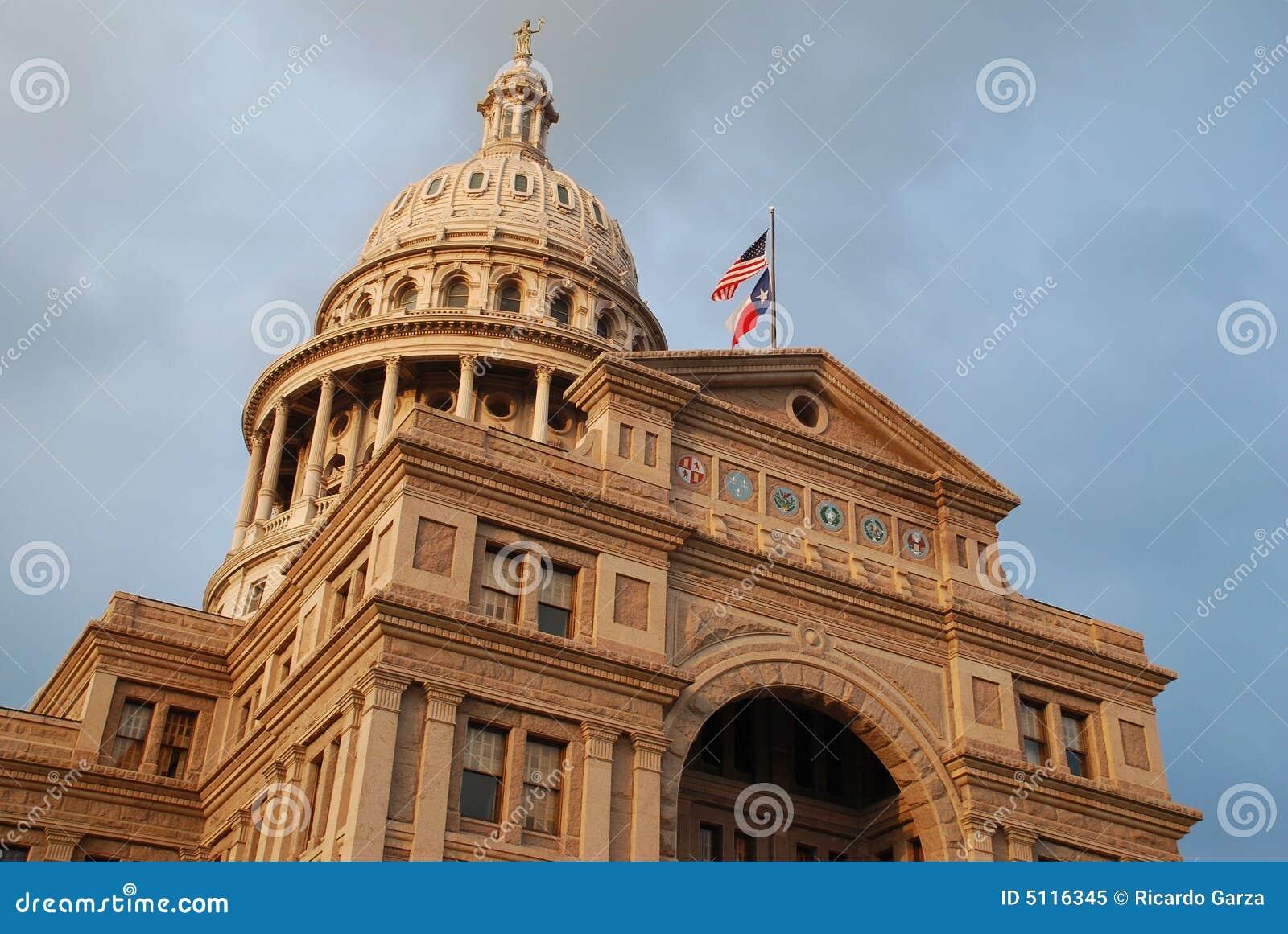 Il Texas Campidoglio