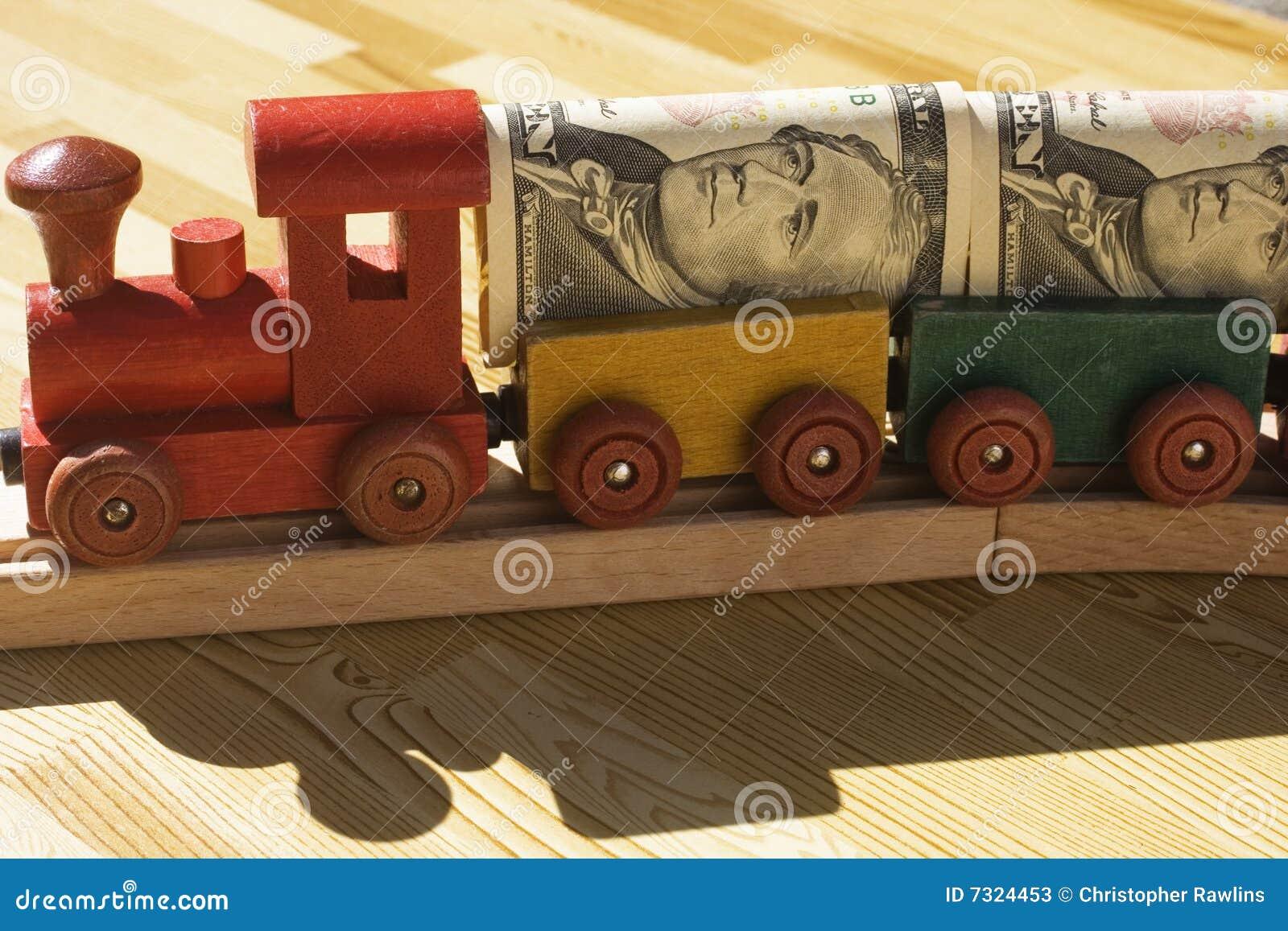 Il treno dei soldi