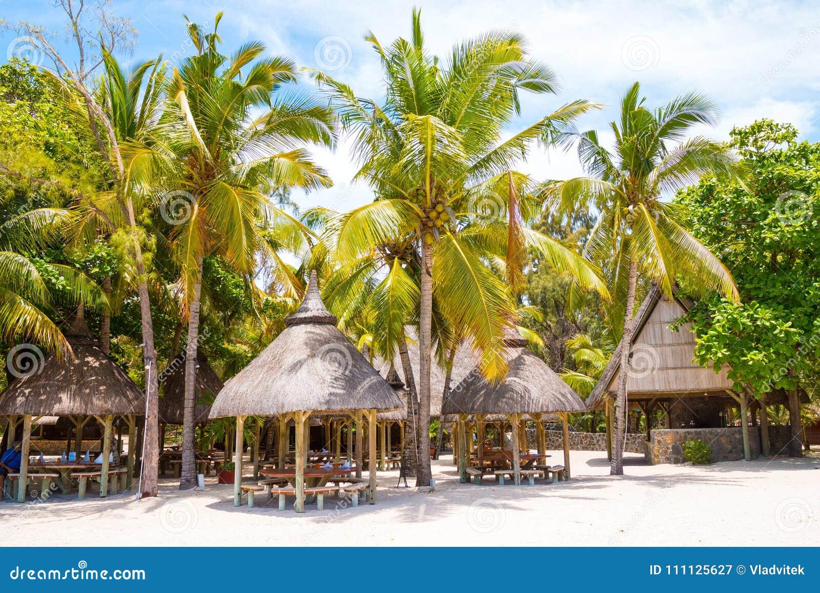 Ile Cerfs Aux wyspy turystyczny kurort