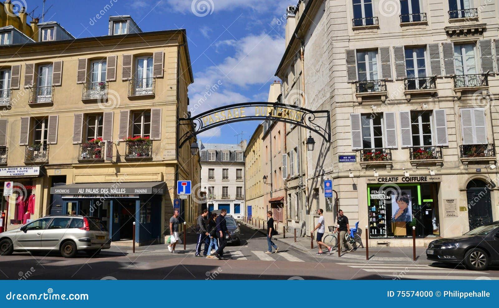Versailles Stadt