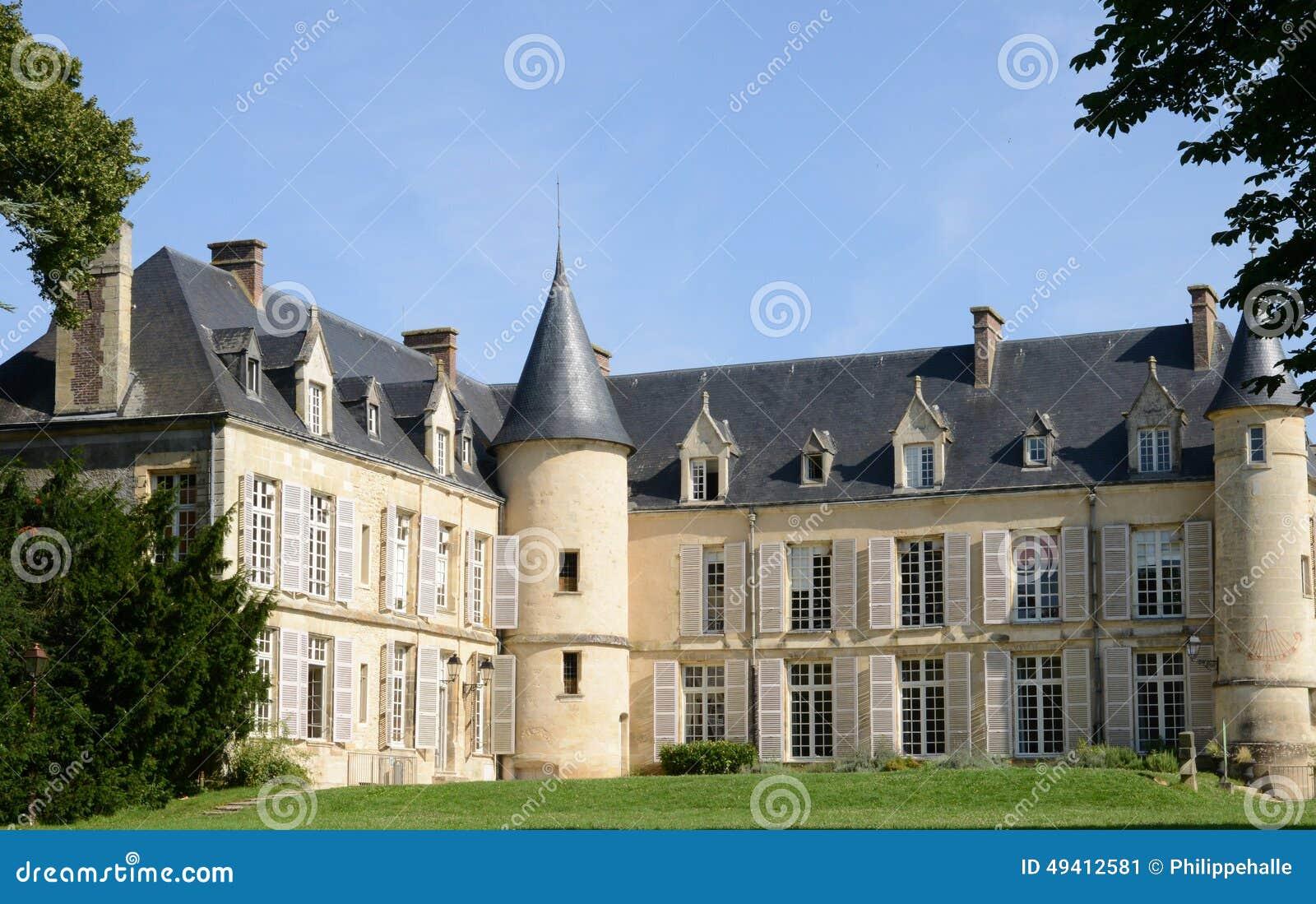 Download Ile De France, Malerisches Dorf Von Themericourt In Val D Oise Redaktionelles Foto - Bild von draußen, dorf: 49412581