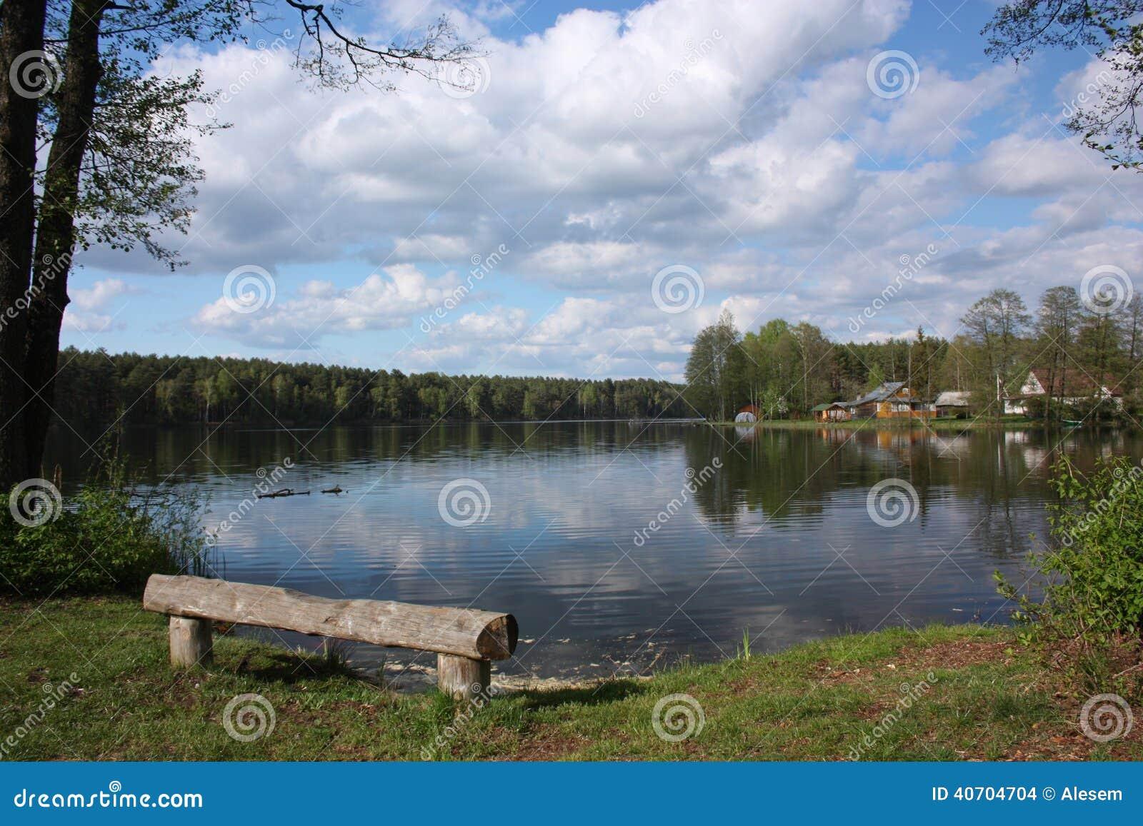 �y�b9il�(�_ilgis湖在立陶宛