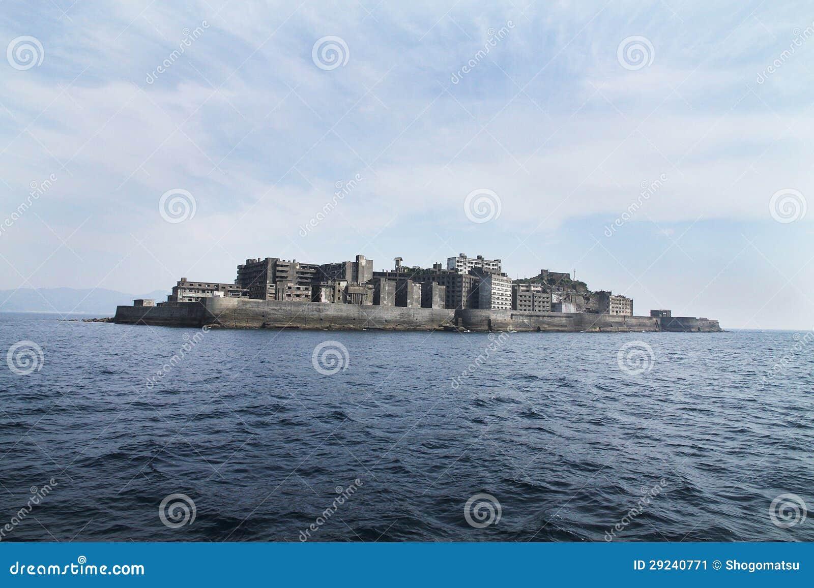 Download Ilha concreta imagem de stock. Imagem de navio, console - 29240771
