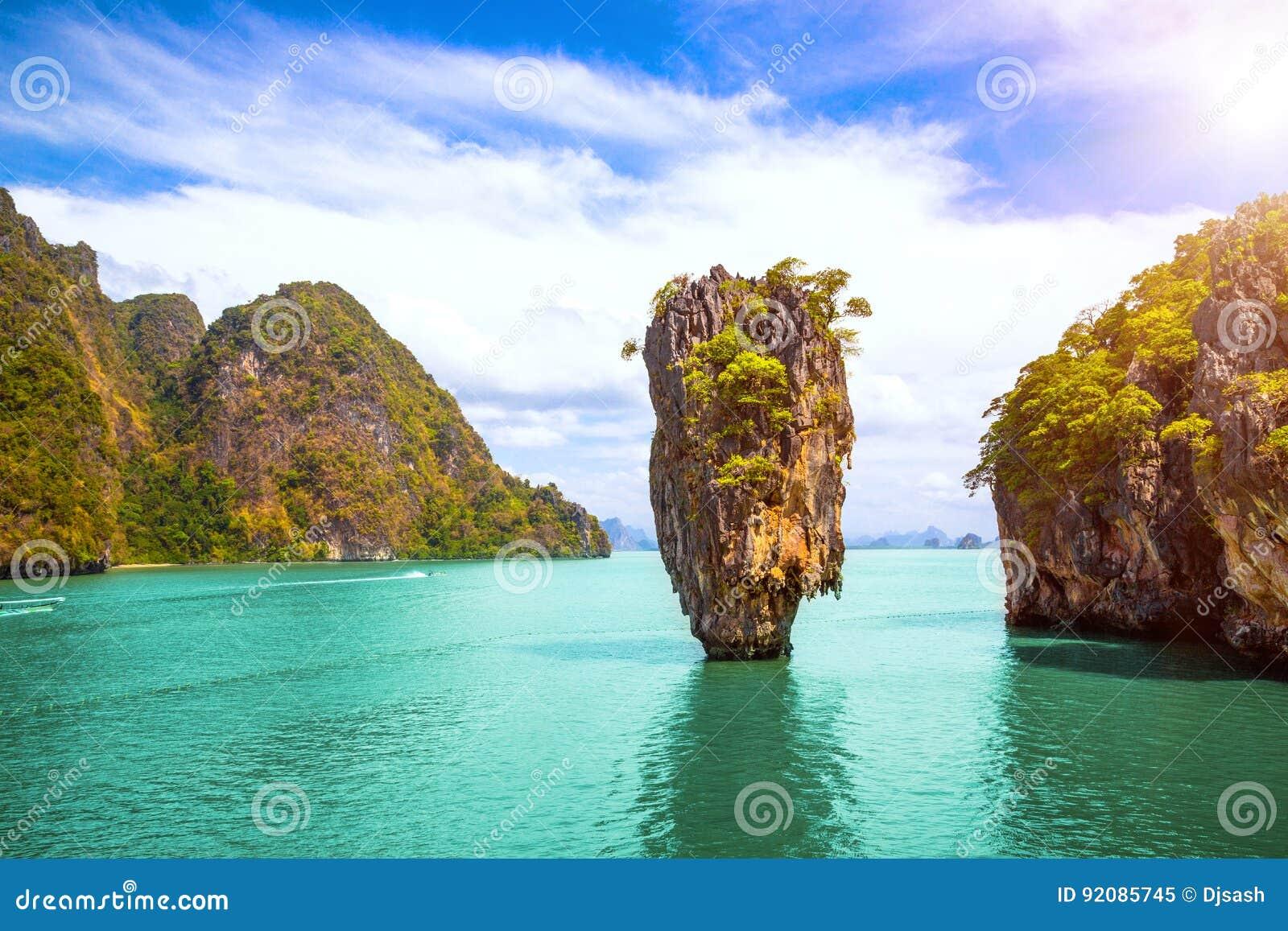 Ilha de Phuket Tailândia