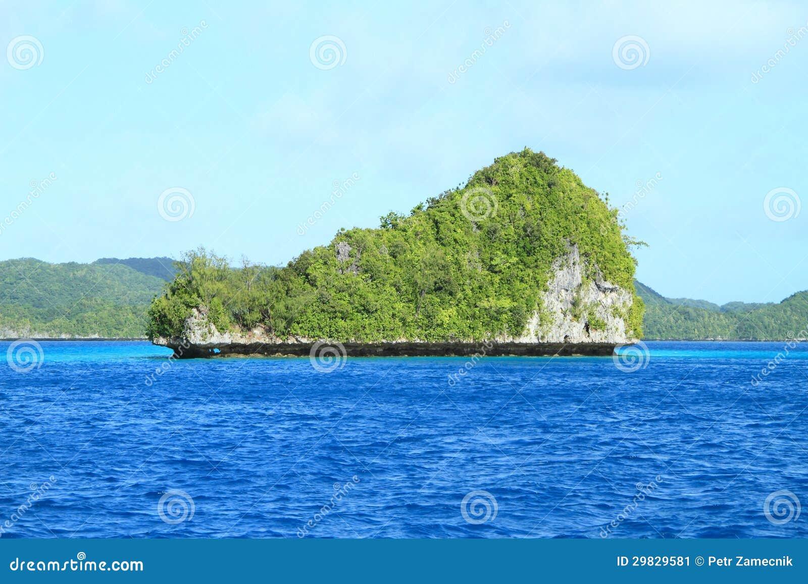 Ilhas da rocha