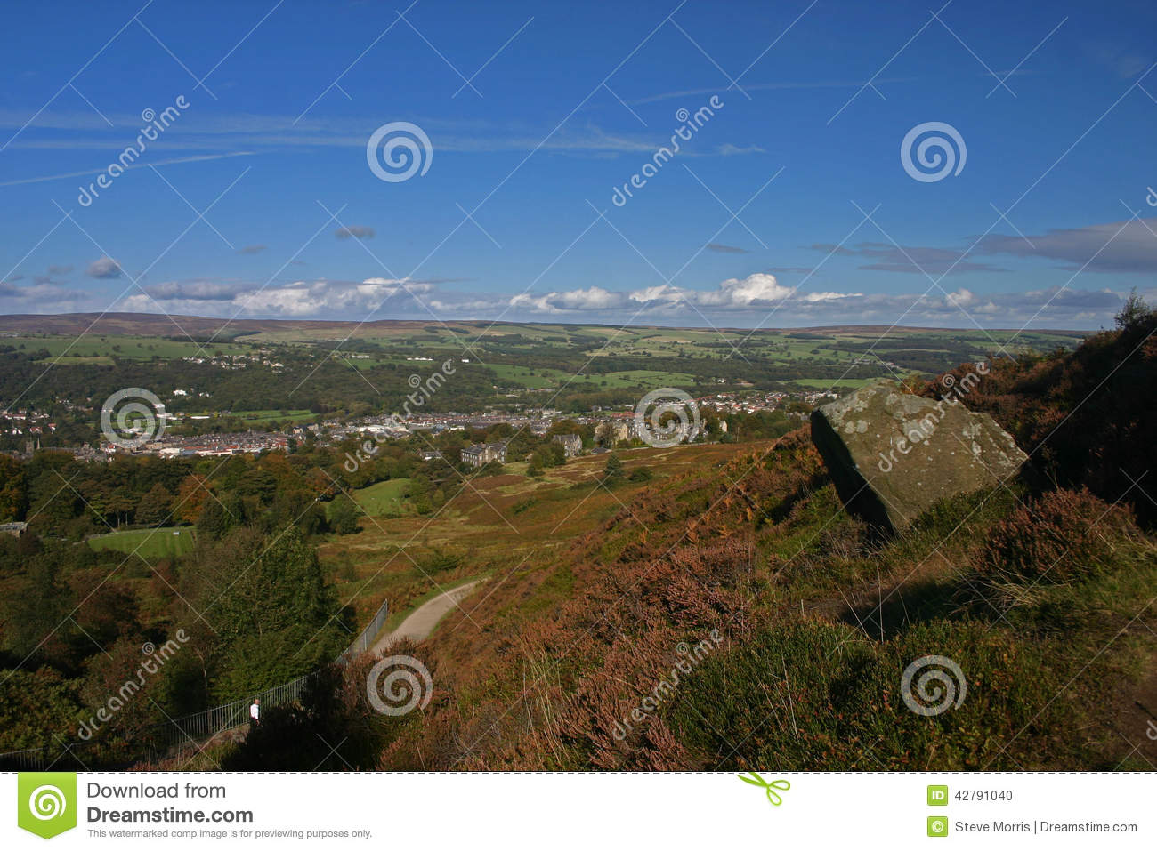 Ilkley hed