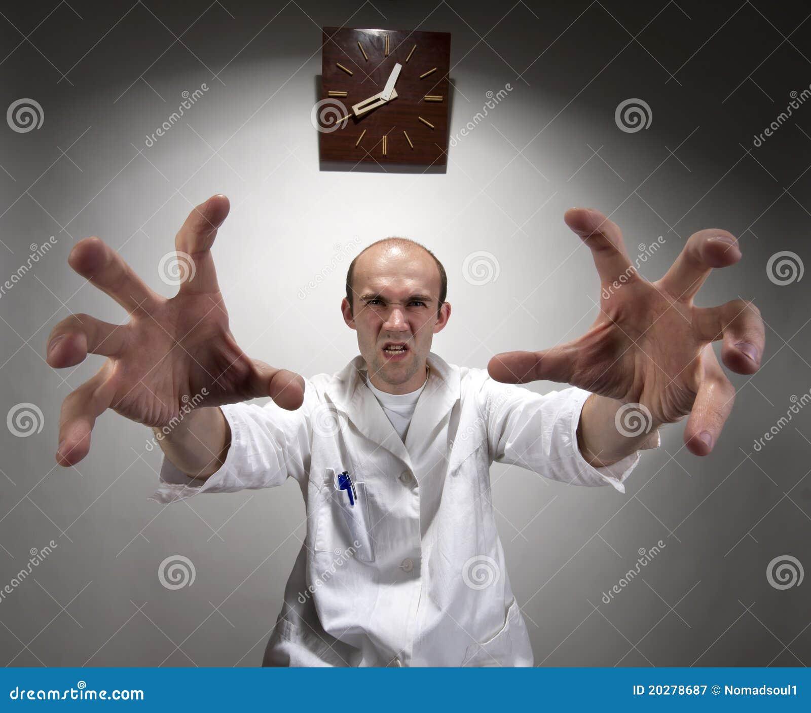 Illavarslande ilsken doktor