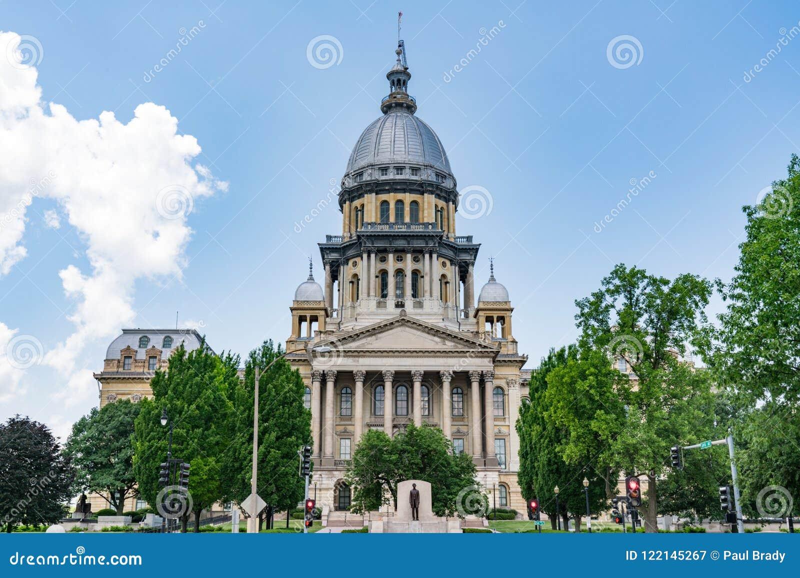 Illinois huvudstadbyggnad
