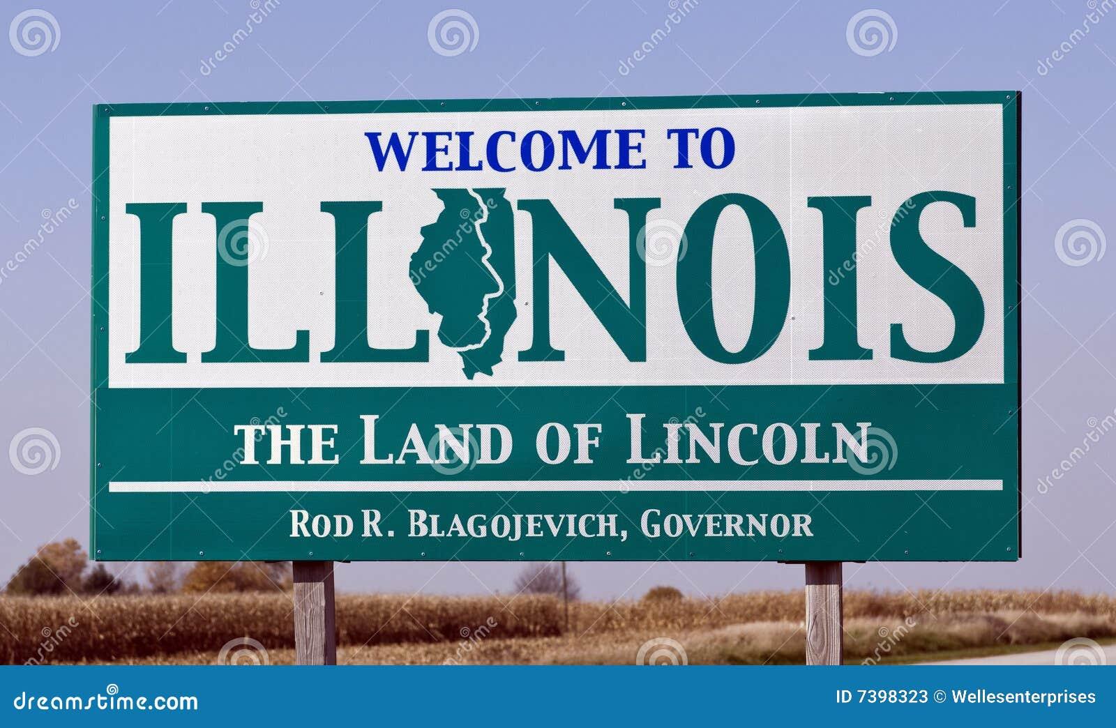 Illinois som ska välkomnas