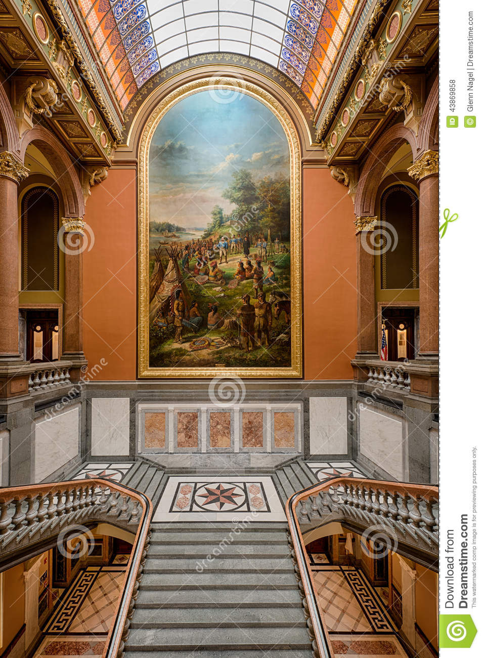 springfield  illinois interior of state capitol stock capitol building clipart white capitol building clipart free