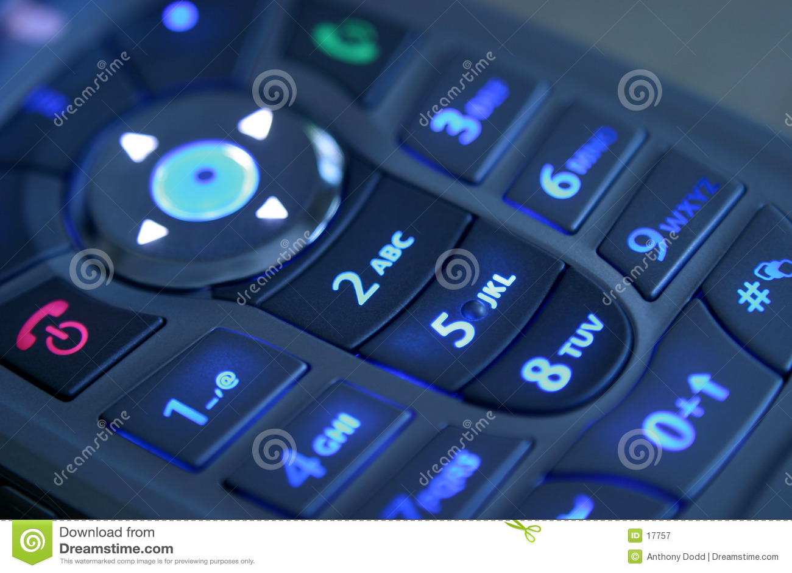 Illluminated键盘