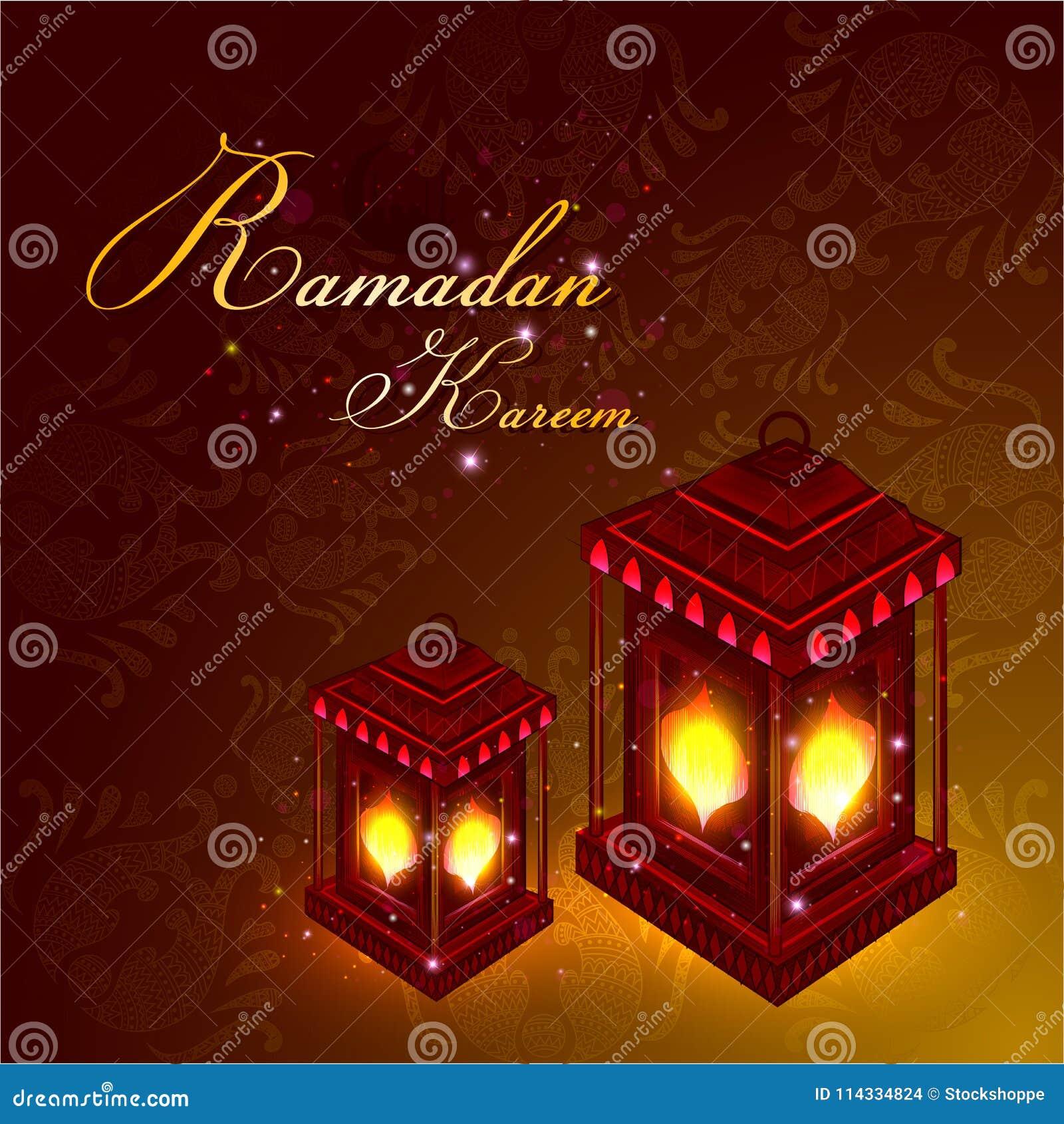 Illuminated lamp for ramadan kareem greetings for ramadan background illuminated lamp for ramadan kareem greetings for ramadan background m4hsunfo