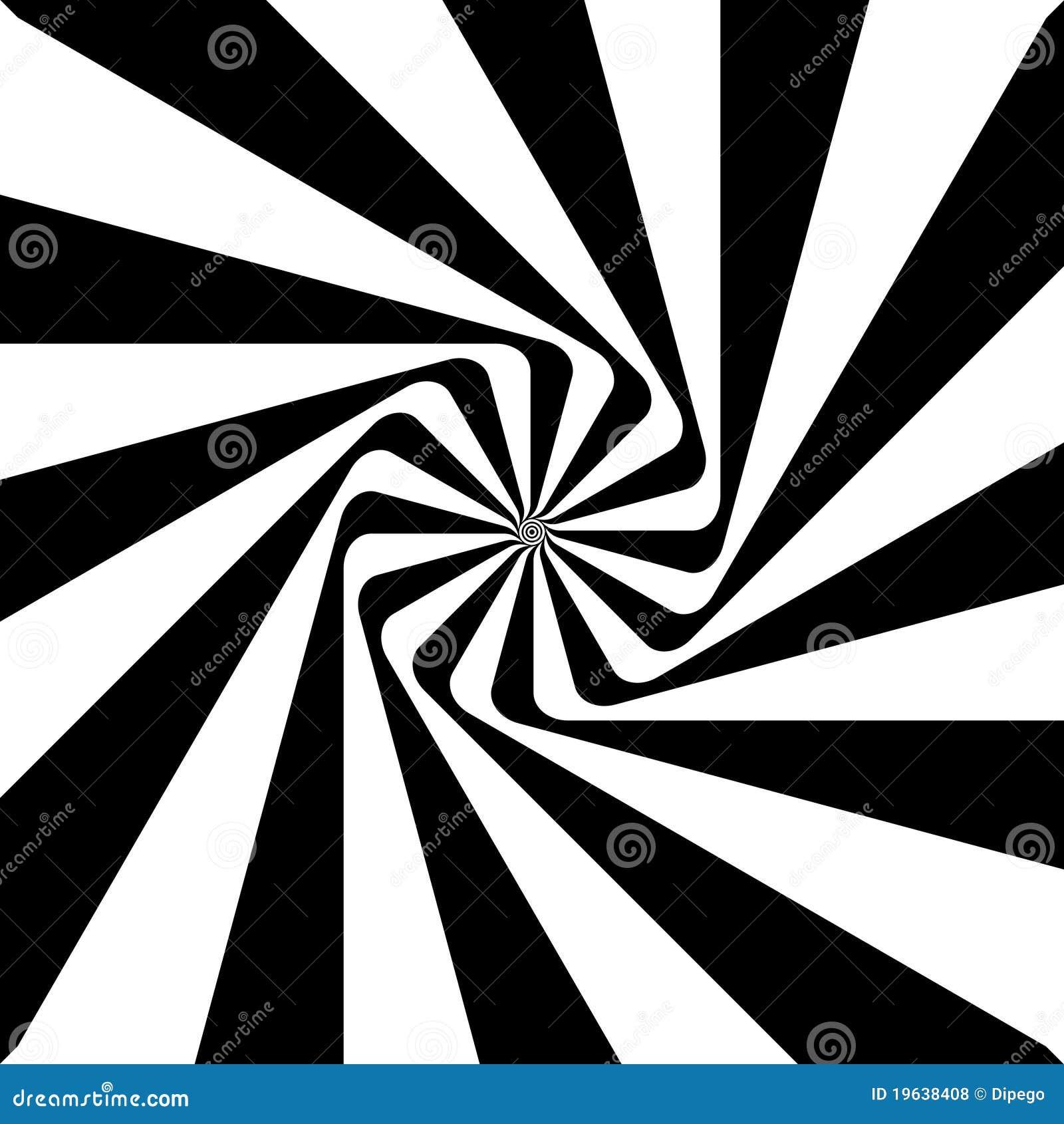 illusion optique ronde photos libres de droits image 19638408. Black Bedroom Furniture Sets. Home Design Ideas