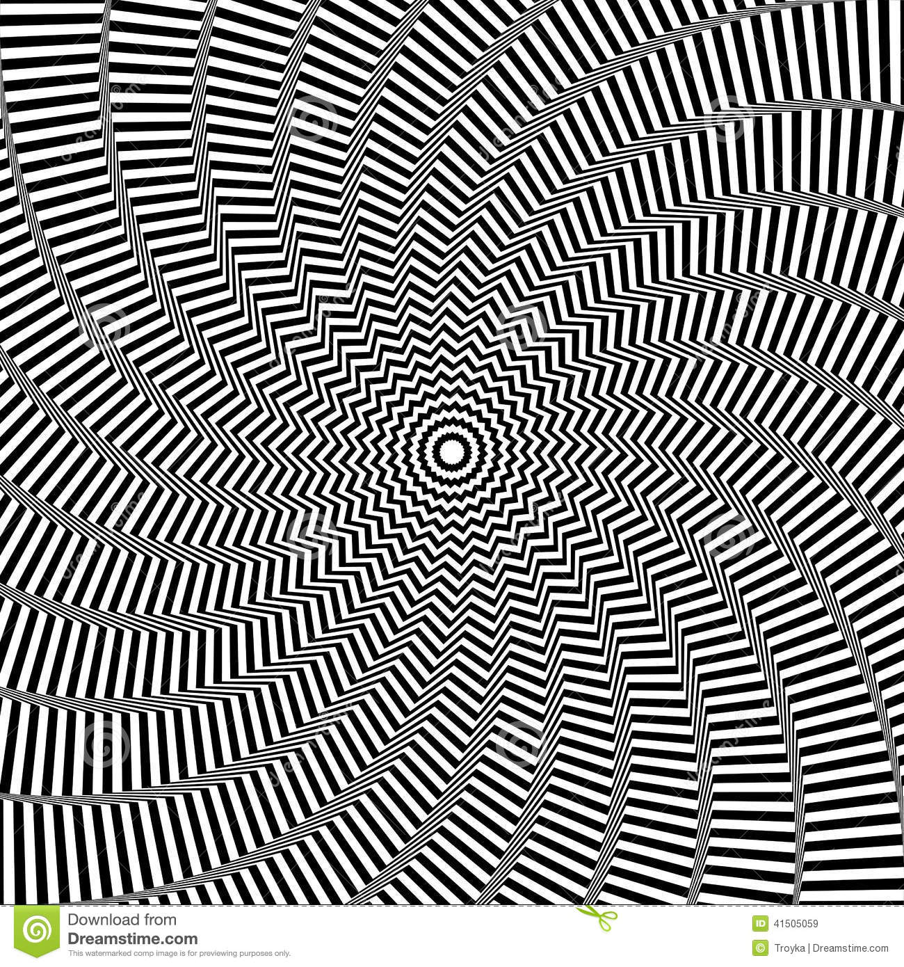 Optical Illusions Square Illusion Of Rotation M...