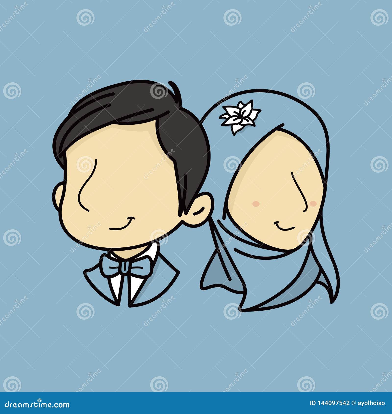 Illusstration musulmán de los pares