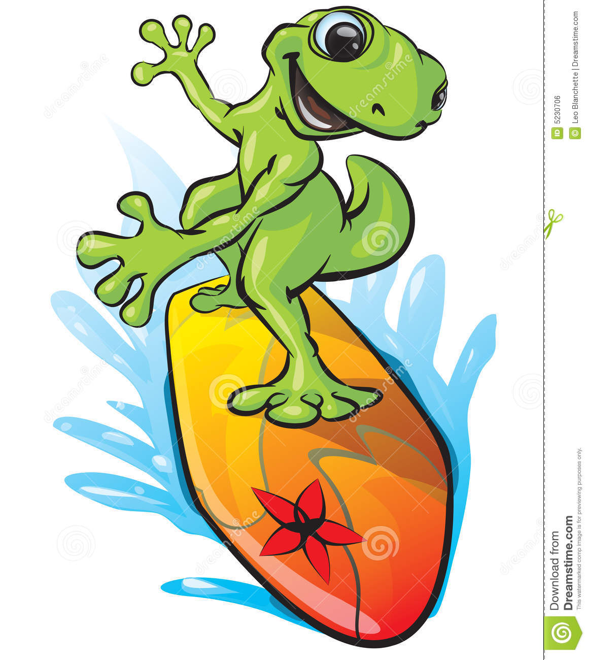 illustrated surfing frog royalty free stock image image surfer clipart on wave surfer clip art girl