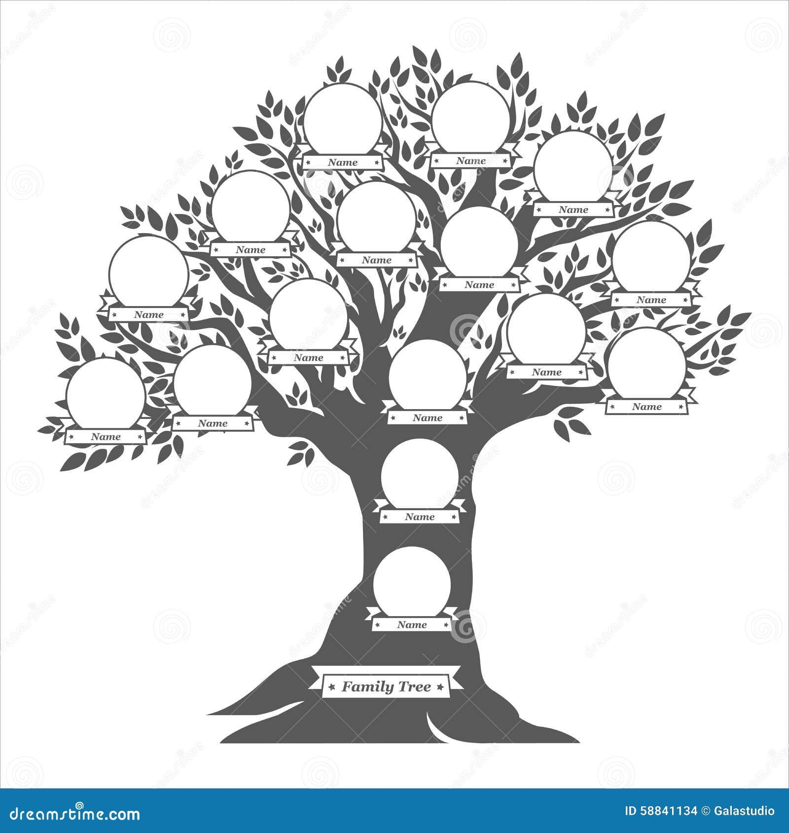 familie stamboom kleurplaat n de 11 ausmalbilder