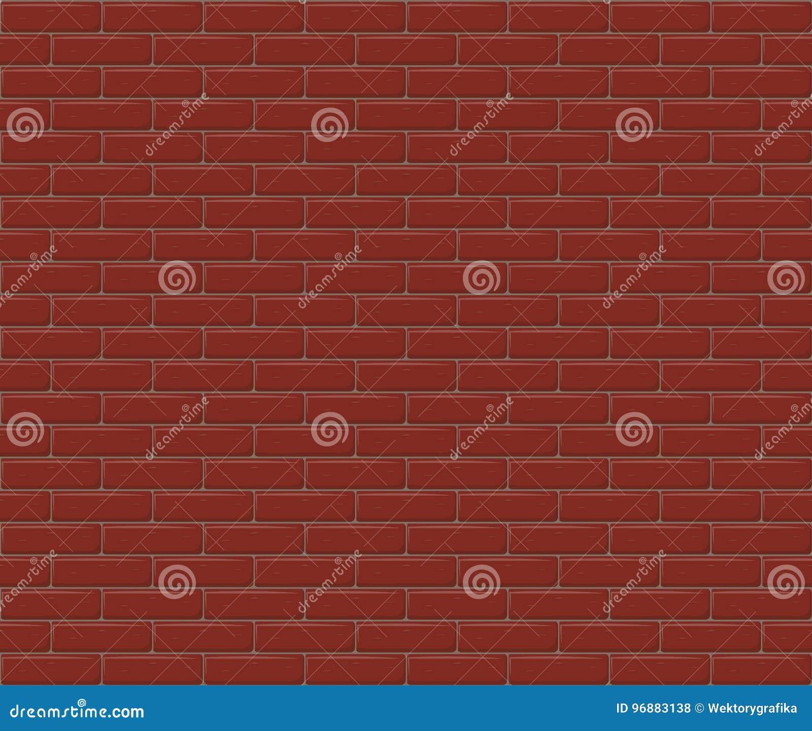 Illustratio de conception de papier peint de bannière de texture de mur de briques bel