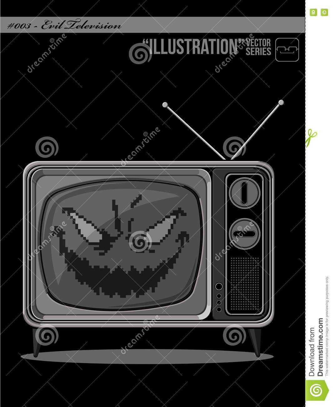 the evils of television 2017 tv-ma 1h 34m in this horror-comedy, a recently married man who wants to  bond with his stepson begins to fear that the boy is a demon learn more:.