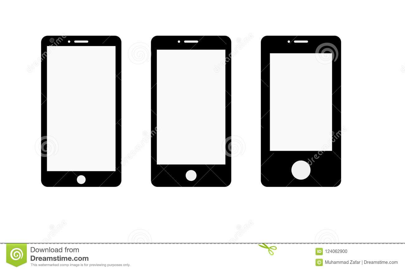 Android Mobile Phone - Cell Phone Icon
