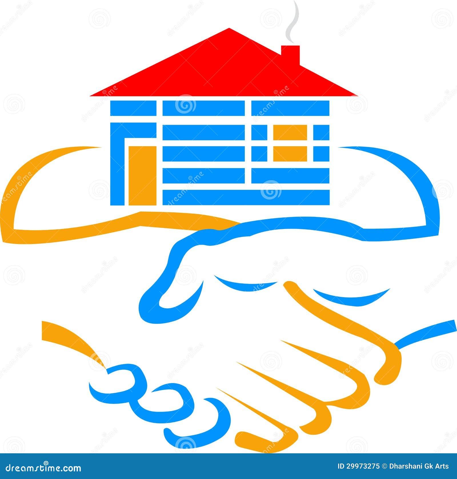 Handshake builder logo