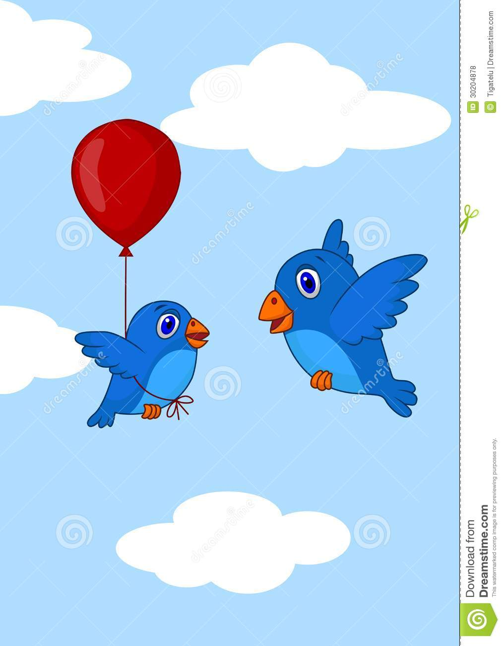 Baby Bird Learning To Fly Illustration-baby-bird-learn-how-to-fly ...