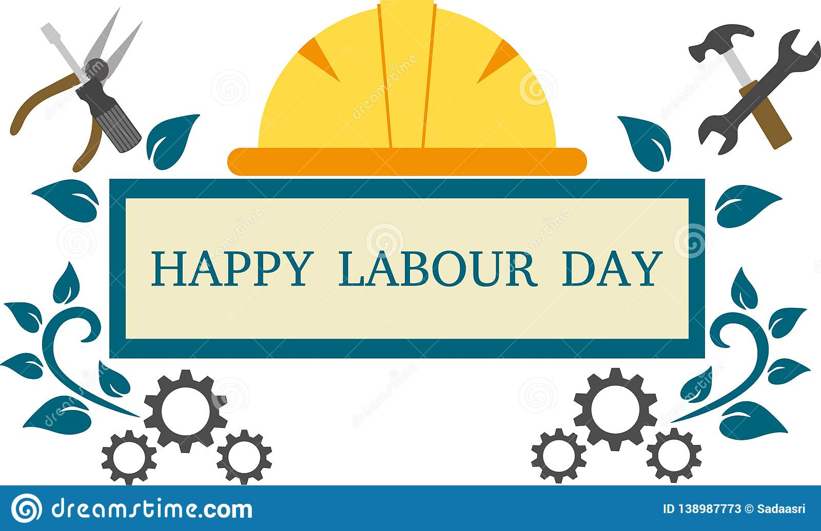 Happy Labour Day, Employers, marketing.