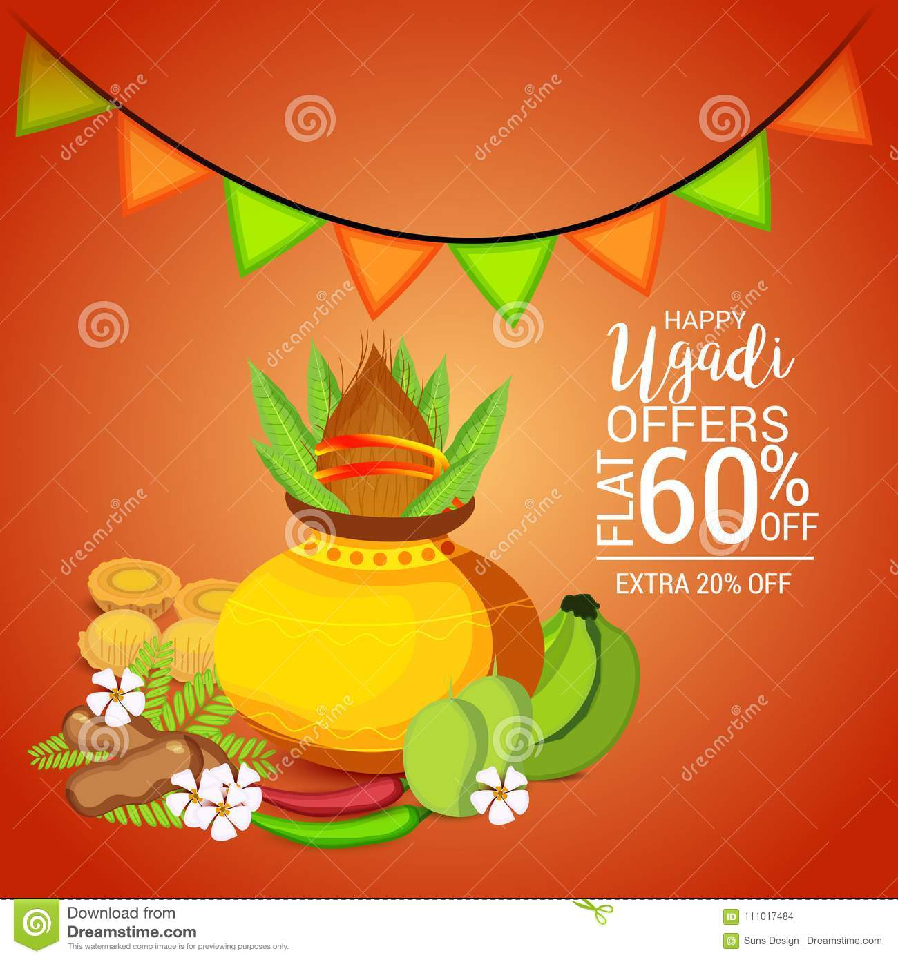 happy ugadi hindu new year