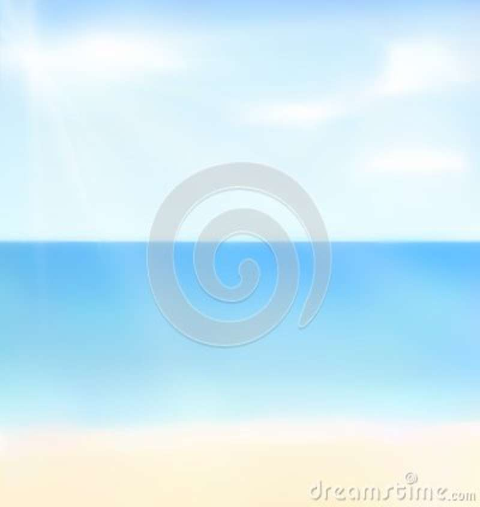 Illustration of beautiful summer background