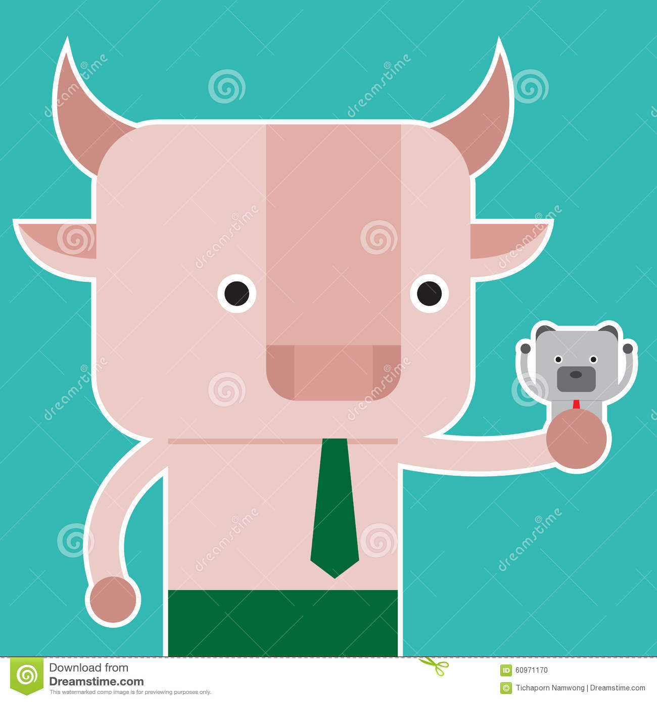 Share market symbol choice image symbol and sign ideas illustration of bull and bear symbol of stock market trend stock illustration of bull and bear buycottarizona