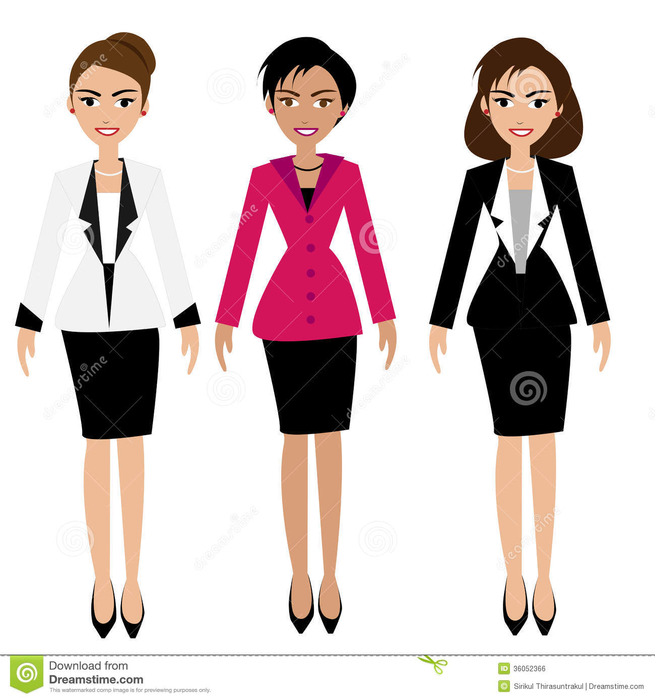 illustration-business-woman-set-using-creative-design-36052366.jpg