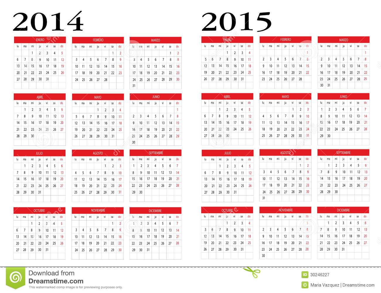 Calendar Illustration Free : Calendar and royalty free stock photography