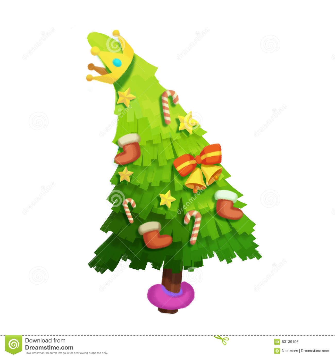 Illustration The Christmas Tree Wishes You Merry Christmas Stock Illustration Illustration Of Background Collage 63139106 These alpine trees look more like cartoon versions than precise replicas of the real thing—and we mean. dreamstime com