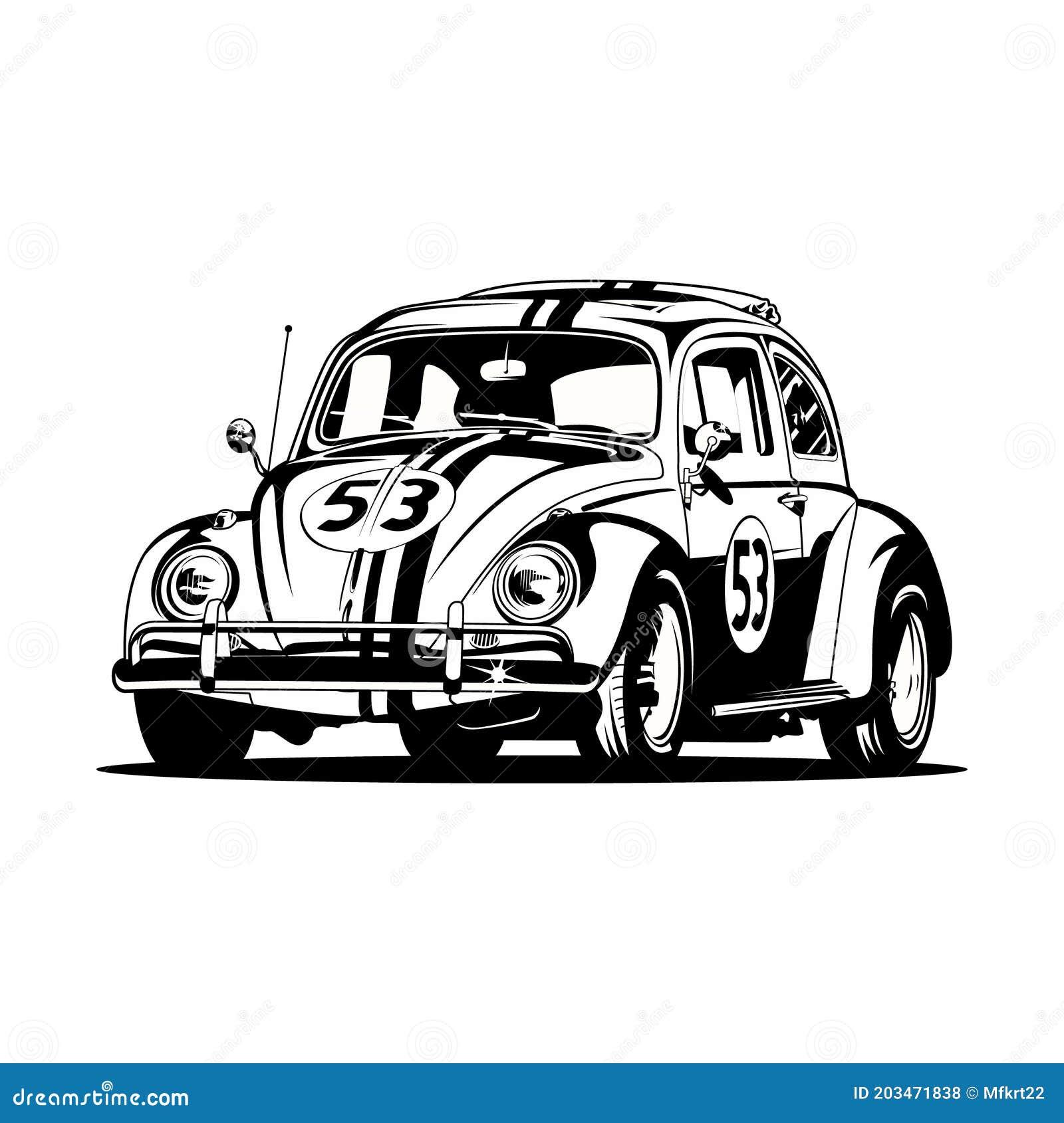 Beetle Car Cartoon Stock Illustrations 318 Beetle Car Cartoon Stock Illustrations Vectors Clipart Dreamstime