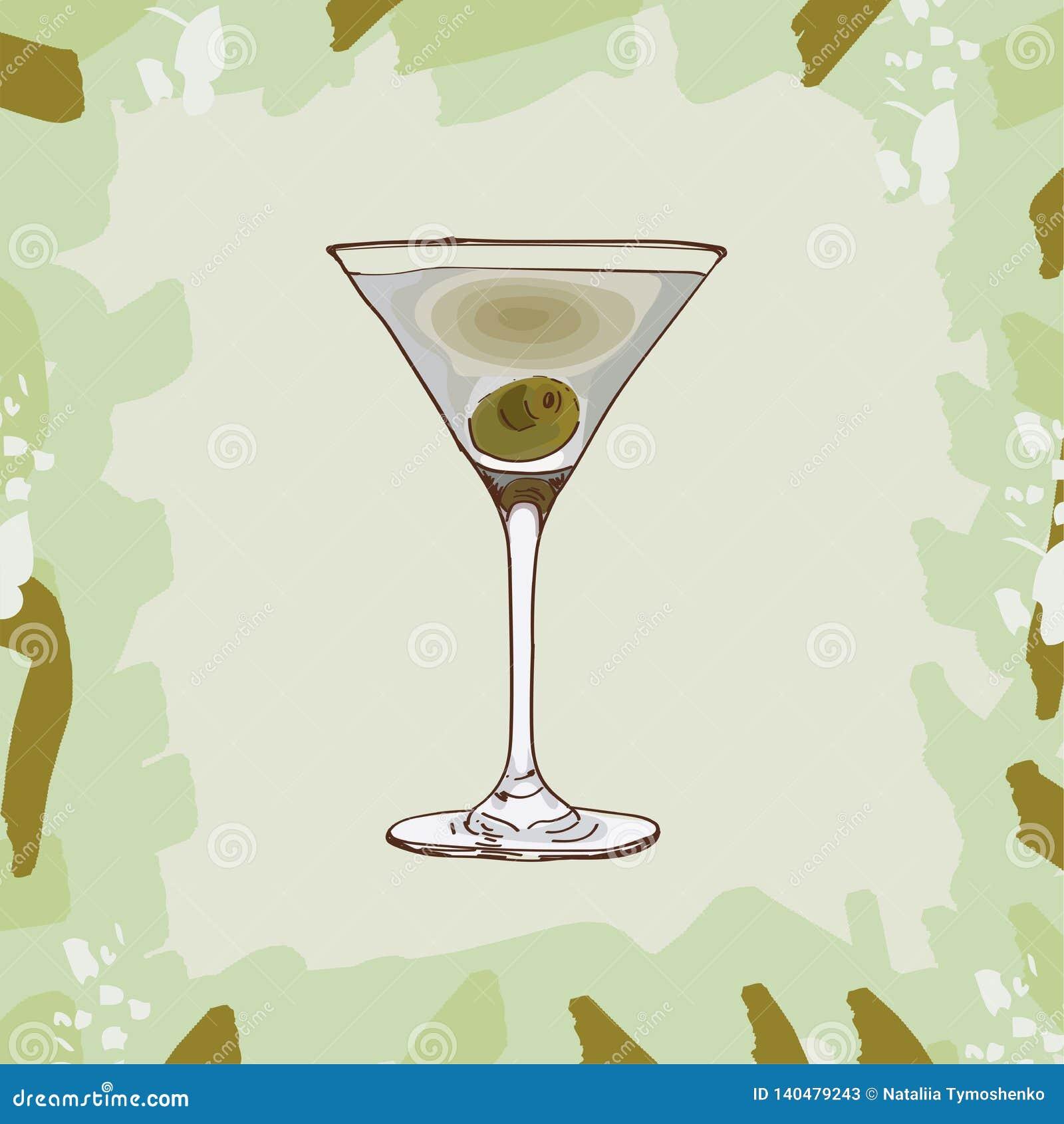 Illustration Classique Contemporaine Sale De Cocktail De