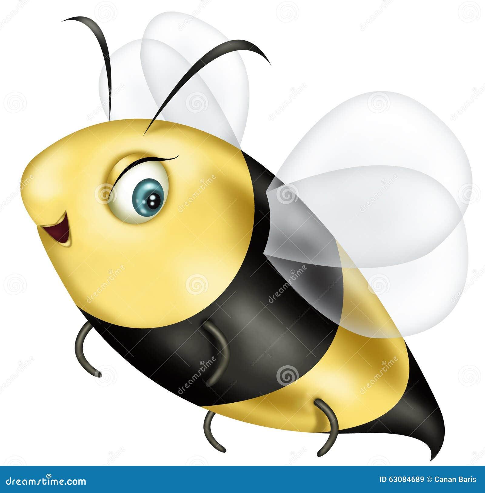 Download Illustration d'abeille illustration stock. Illustration du nourriture - 63084689
